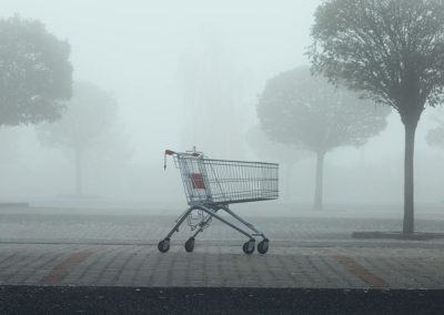 Grocery Carts and Community