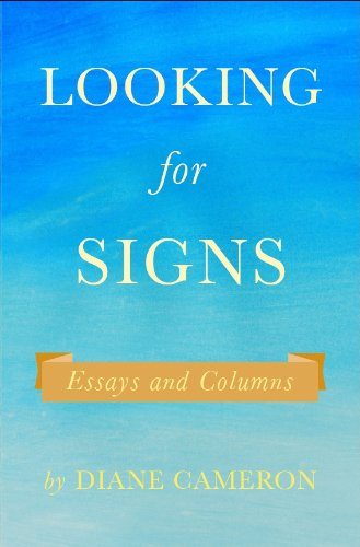 Looking for Signs