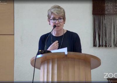 Diane Speaks at Albany Unitarian Fellowship