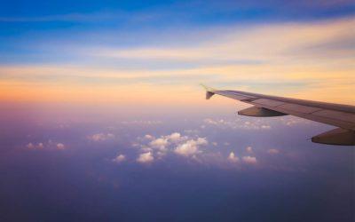 The sheer marvel of flying still exhilarates